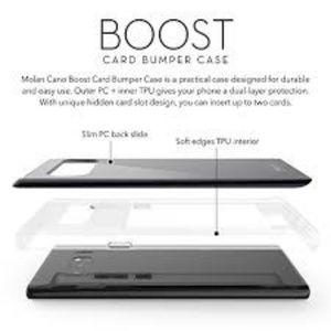 Molan Cano Boost Card Bumber Galaxy 8